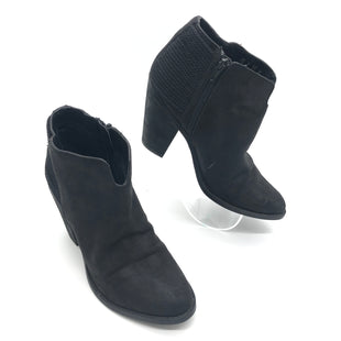 Primary Photo - BRAND: CARLOS SANTANA STYLE: BOOTS ANKLE COLOR: BLACK SIZE: 9.5 SKU: 262-26241-44905IN GOOD SHAPE AND CONDITION