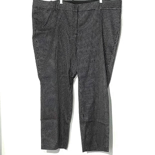 Primary Photo - BRAND: LANE BRYANT STYLE: PANTS COLOR: BLACK WHITE SIZE: 28PSKU: 262-26275-77496
