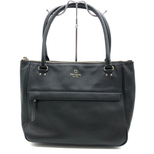 Primary Photo - BRAND: KATE SPADE STYLE: HANDBAG DESIGNER COLOR: BLACK SIZE: MEDIUM SKU: 262-26211-143858GENTLEST MARK ON BOTTOM (SEE PIC)