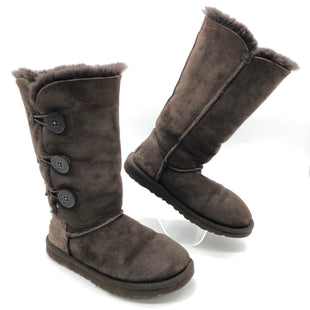Primary Photo - BRAND: UGG STYLE: BOOTS KNEE COLOR: BROWN SIZE: 6 SKU: 262-26211-142002SLIGHT WEAR - AS IS