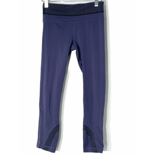 Primary Photo - BRAND: LULULEMON STYLE: ATHLETIC CAPRIS COLOR: PERIWINKLE SIZE: 2 SKU: 262-26241-47339DESIGNER FINAL