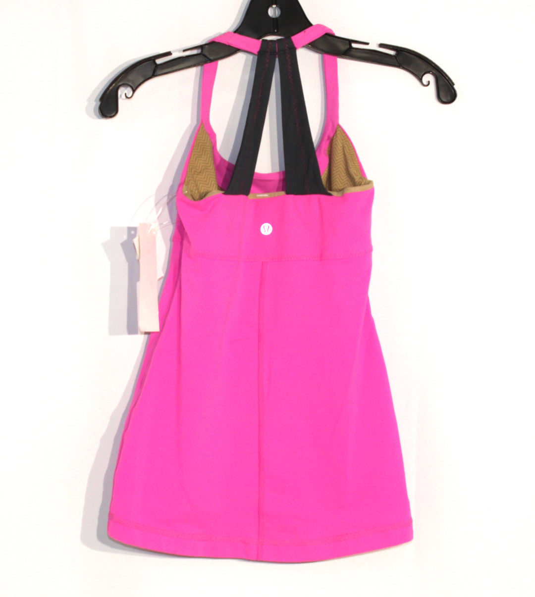 Photo #1 - BRAND: LULULEMON <BR>STYLE: ATHLETIC TANK TOP <BR>COLOR: PINK <BR>SIZE: S <BR>SKU: 262-262101-465<BR><BR>SIZE TAG MISSING AS <BR>GENTLE WEAR AS IS