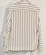 Photo #1 - <P>BRAND: KARL LAGERFELD <BR>STYLE: BLOUSE <BR>COLOR: STRIPED <BR>SIZE: XS <BR>SKU: 262-26211-139049</P> <P> </P> <P>DESIGNER FINAL</P>
