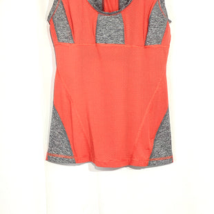 Primary Photo - BRAND: LULULEMON STYLE: ATHLETIC TANK TOP COLOR: GREY RED SIZE: S SKU: 262-26211-139791DESIGNER FINAL SIZE TAG MISSING AS IS