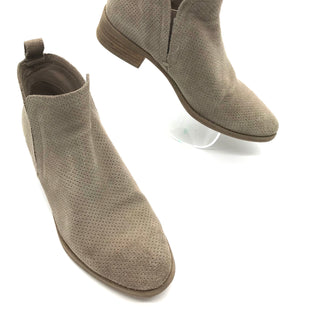 Primary Photo - BRAND: DOLCE VITA STYLE: BOOTS ANKLE COLOR: TAN SIZE: 7.5 SKU: 262-26275-68499SLIGHT SCUFFS - AS IS