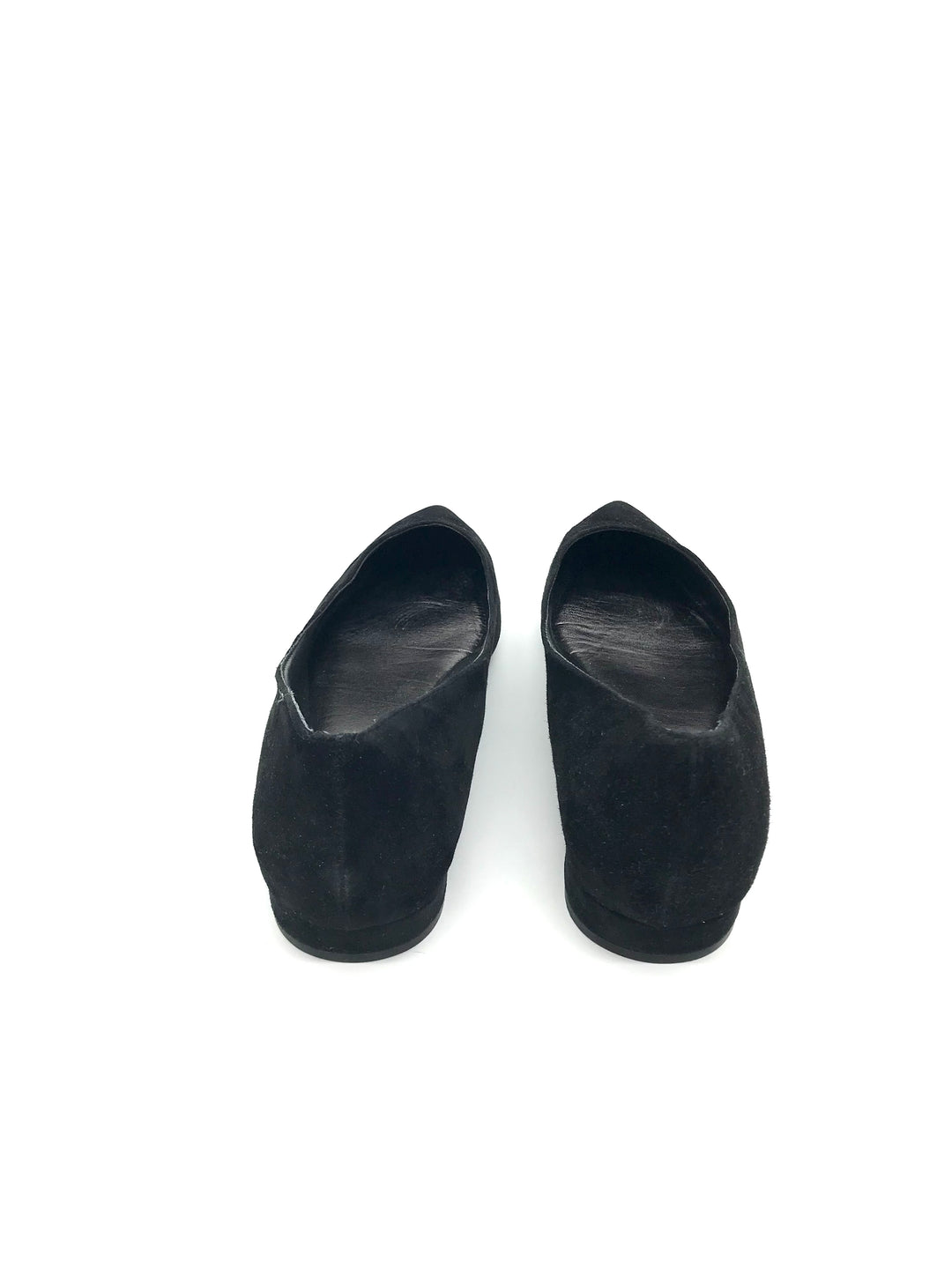 Photo #1 - BRAND:    CLOTHES MENTOR <BR>STYLE: SHOES FLATS <BR>COLOR: BLACK <BR>SIZE: 7.5 <BR>OTHER INFO: BLEECKER BOND - <BR>SKU: 262-26275-64067<BR>AS IS