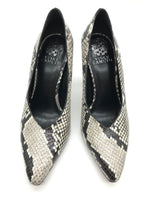 Primary Photo - BRAND: VINCE CAMUTO <BR>STYLE: SHOES HIGH HEEL <BR>COLOR: SNAKESKIN PRINT <BR>SIZE: 7 <BR>SKU: 262-26275-60474<BR>IN GOOD SHAPE - AS IS