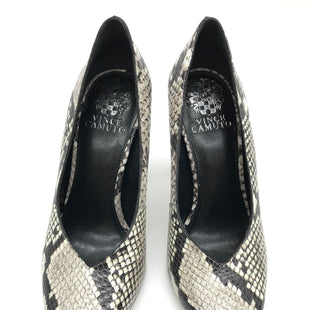 Primary Photo - BRAND: VINCE CAMUTO STYLE: SHOES HIGH HEEL COLOR: SNAKESKIN PRINT SIZE: 7 SKU: 262-26275-60474IN GOOD SHAPE - AS IS
