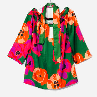 Primary Photo - BRAND:    ELIZABETH ACKERMAN NEW YORKSTYLE: BLOUSE COLOR: FLORAL SIZE: M OTHER INFO: ELIZABETH ACKERMAN - MSRP $120 SKU: 262-26275-743473% SPANDEX DESIGNER FINAL