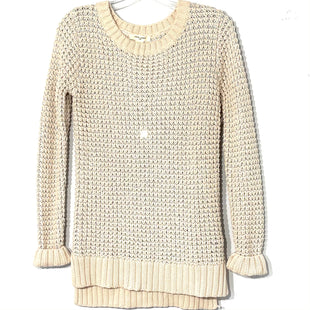 Primary Photo - BRAND:    JUSTIN LAURENTSTYLE: SWEATER LIGHTWEIGHT COLOR: SPARKLE CHAMPAGNE SIZE: XS OTHER INFO: SKU: 262-26275-70057