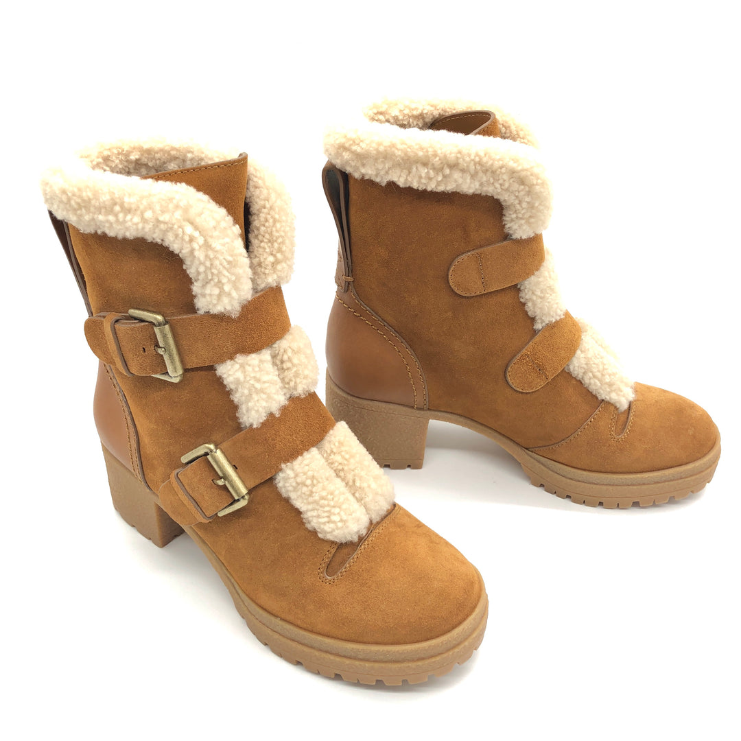 Primary Photo - BRAND: CHLOE <BR>STYLE: BOOTS ANKLE <BR>COLOR: CAMEL<BR>SIZE: 7 | 37<BR>SKU: 262-26275-74175<BR>IN GREAT SHAPE AND CONDITION