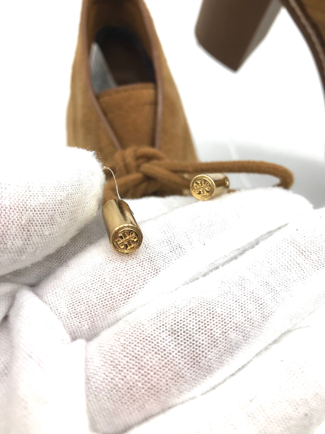 Photo #5 - BRAND: TORY BURCH <BR>STYLE: BOOTS ANKLE <BR>COLOR: TAN <BR>SIZE: 5 <BR>SKU: 262-26275-67368<BR>NEVER WORN - LIKE NEW CONDITION - SHEEP FUR LINING
