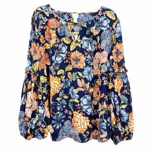 Primary Photo - BRAND: CHICOS STYLE: BLOUSE COLOR: FLORAL SIZE: XXL SKU: 262-26275-50605