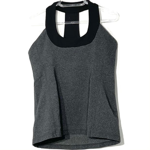 Primary Photo - BRAND: LULULEMON STYLE: ATHLETIC TANK TOP COLOR: GREY SIZE: M OTHER INFO: APPROX. SZ.10 SKU: 262-26241-45281SIZE TAG MISSING AS IS NO GUARANTEESGENTLEST STATIC