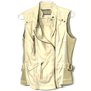 Primary Photo - BRAND: PEYTON JENSEN STYLE: VEST COLOR: LIGHT OLIVE SIZE: S SKU: 262-26275-61945LOOSE TAG AS IS