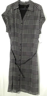 Primary Photo - BRAND: LANE BRYANT STYLE: DRESS SHORT SHORT SLEEVE COLOR: ZIGZAG SIZE: 1X 18-20SKU: 262-26211-140523