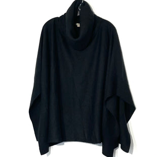 Primary Photo - BRAND: ANN TAYLOR LOFT STYLE: SHAWL COLOR: BLACK. SIZE:L/XLSKU: 262-26275-75996.
