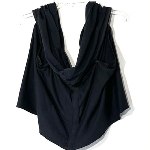 Primary Photo - BRAND: LULULEMON STYLE: SCARF COLOR: NAVY SKU: 262-26211-143018CAN BE SCARF | SHAWL | TOP | COVER