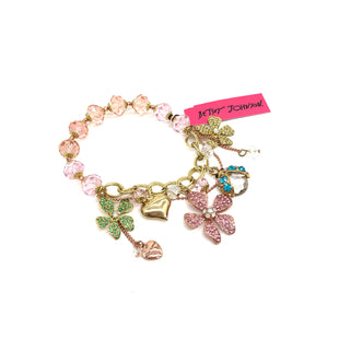 Primary Photo - BRAND: BETSEY JOHNSON STYLE: BRACELET COLOR: MULTI SKU: 262-26275-76730AS IS