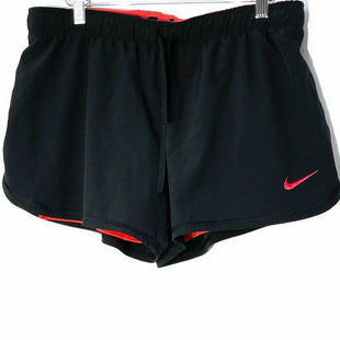 Primary Photo - BRAND: NIKE APPAREL STYLE: ATHLETIC SHORTS COLOR: BLACK SIZE: M SKU: 262-262101-3072