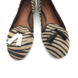 Primary Photo - BRAND: LUCKY BRAND STYLE: SHOES FLATS COLOR: ZEBRA PRINT SIZE: 9.5 SKU: 262-26275-68073
