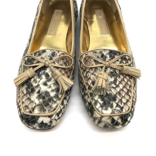 Primary Photo - BRAND: ENZO ANGIOLINI STYLE: SHOES FLATS COLOR: SNAKESKIN PRINT SIZE: 6 SKU: 262-26275-64519IN GOOD CONDITION - AS IS