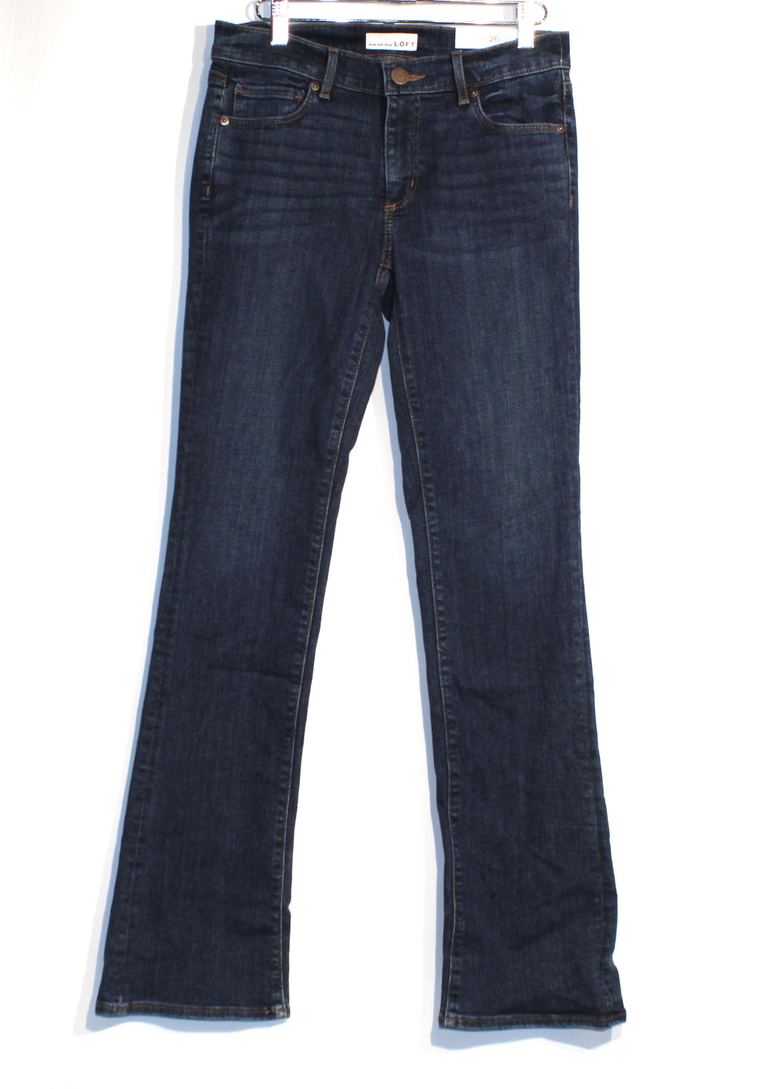 Primary Photo - BRAND: ANN TAYLOR LOFT O <BR>STYLE: JEANS <BR>COLOR: DENIM <BR>SIZE: 2/26<BR>SKU: 262-26275-57207