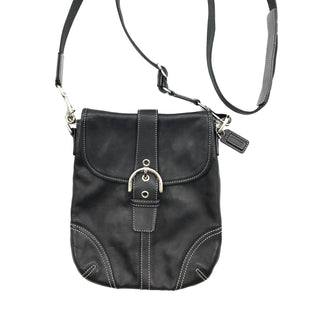Primary Photo - BRAND: COACH STYLE: HANDBAG DESIGNER COLOR: BLACK SIZE: SMALL SKU: 262-26241-42607GENTLE WEAR - AS IS