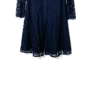 Primary Photo - BRAND: NANETTE LEPORE STYLE: DRESS SHORT LONG SLEEVE COLOR: NAVY SIZE: M /8SKU: 262-26275-70842DESIGNER FINAL