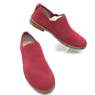 Primary Photo - BRAND: UGG STYLE: SHOES FLATS COLOR: RED SIZE: 9 SKU: 262-26275-77374GENTLE WEAR - AS IS