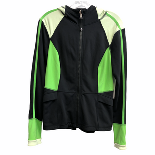 Primary Photo - BRAND: LULULEMON STYLE: ATHLETIC TOP COLOR: BLACK SIZE: 10 OTHER INFO: REVERSIBLE. BLACK GREEN\ SKU: 262-26241-48122