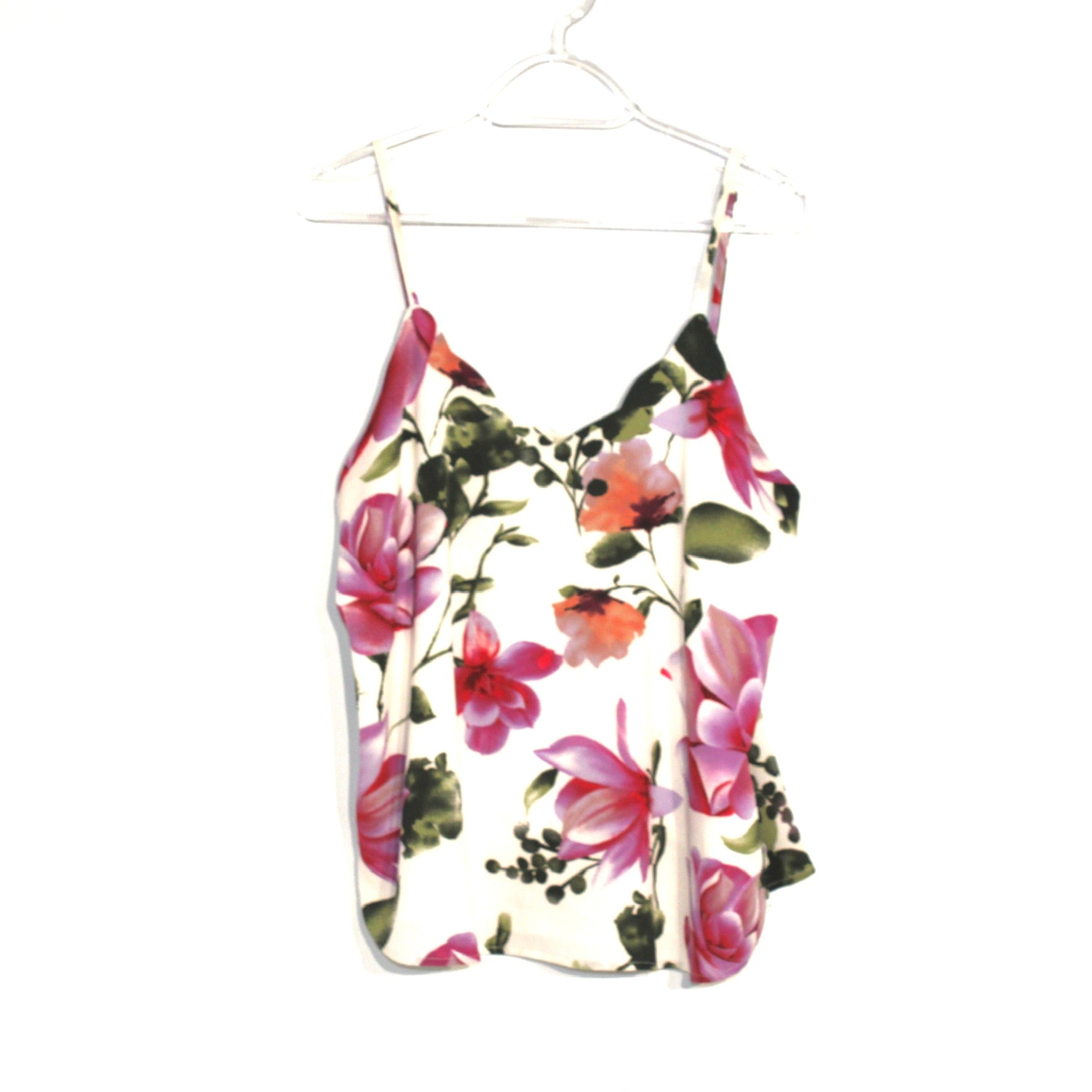 Primary Photo - BRAND: ALLISON JOY <BR>STYLE: TOP SLEEVELESS <BR>COLOR: FLORAL <BR>SIZE: L <BR>SKU: 262-26275-60859