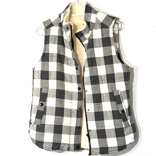 Primary Photo - BRAND: SKIES ARE BLUE STYLE: VEST COLOR: PLAID SIZE: M SKU: 262-26275-74652