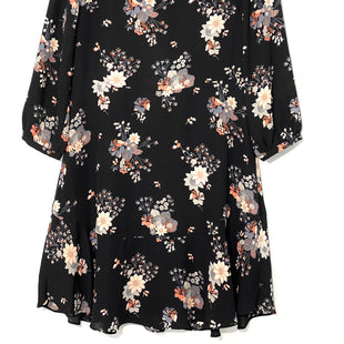 Primary Photo - BRAND: ANN TAYLOR LOFT STYLE: DRESS SHORT LONG SLEEVE COLOR: FLORAL SIZE: L /12PSKU: 262-26211-141530