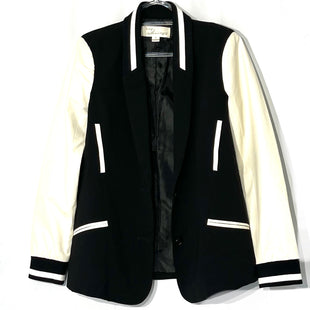Primary Photo - BRAND: VINTAGE HAVANA STYLE: JACKET OUTDOOR COLOR: BLACK WHITE SIZE: S SKU: 262-26275-77150