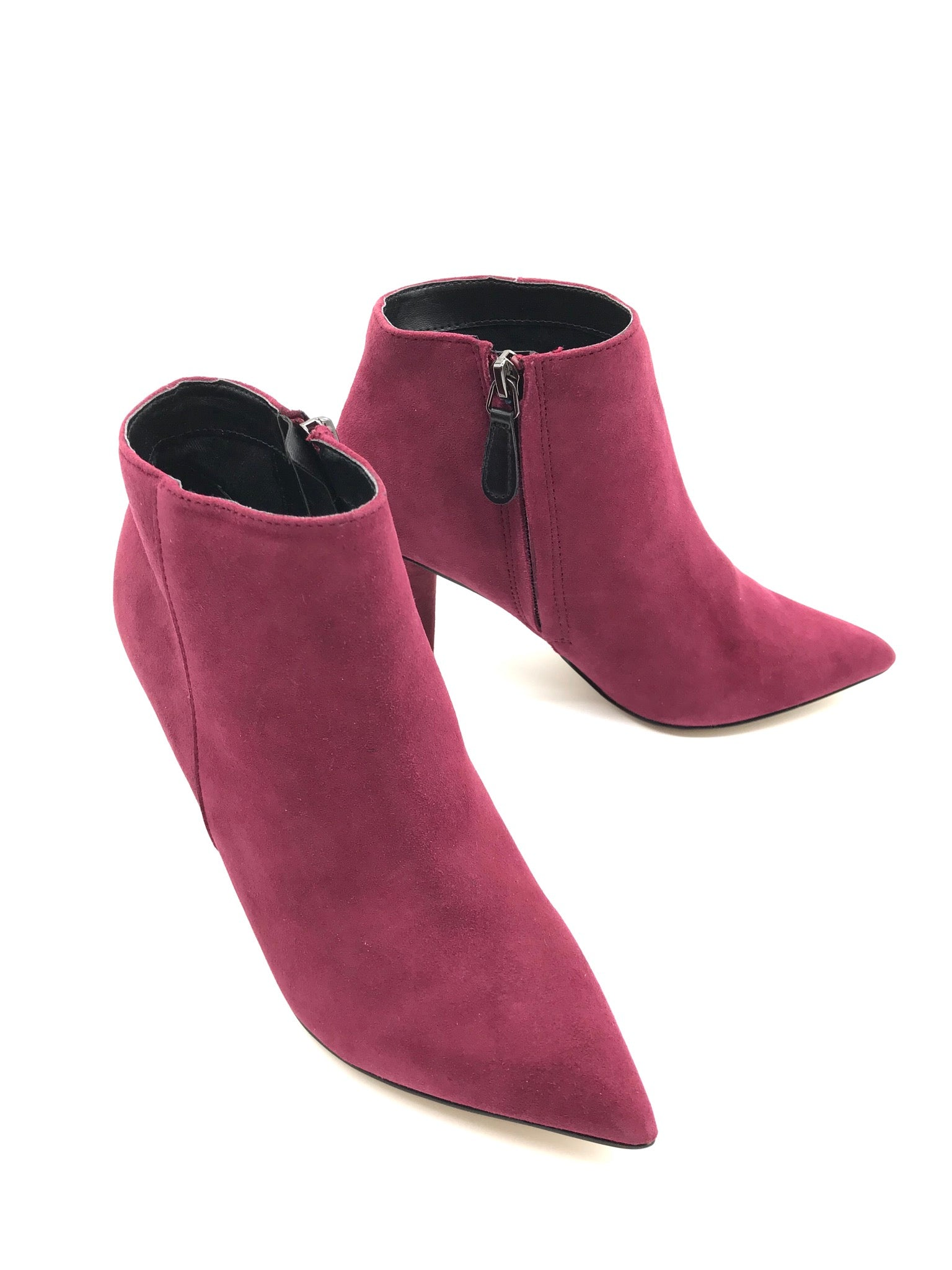 Photo #4 - BRAND: DOLCE VITA <BR>STYLE: BOOTS ANKLE <BR>COLOR: RASPBERRY <BR>SIZE: 7.5 <BR>SKU: 262-26211-140557<BR>NEW CONDITION - NEVER WORN