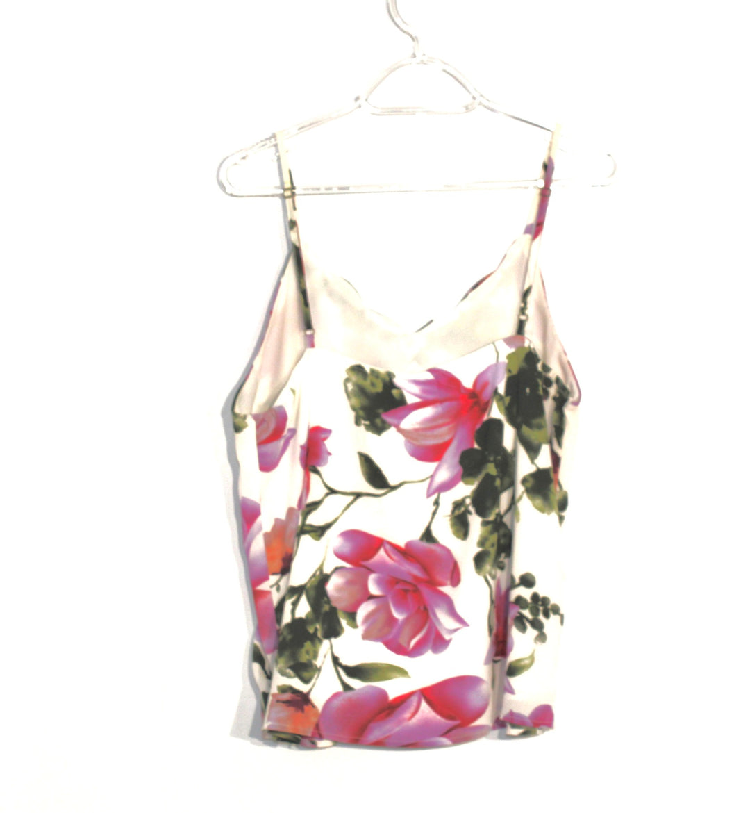 Photo #1 - BRAND: ALLISON JOY <BR>STYLE: TOP SLEEVELESS <BR>COLOR: FLORAL <BR>SIZE: L <BR>SKU: 262-26275-60859