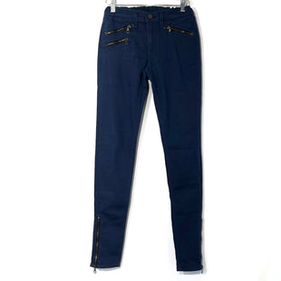 Primary Photo - BRAND: RAG & BONES JEANS STYLE: PANTSCOLOR: NAVY SIZE: 4 /27SKU: 262-262101-2089