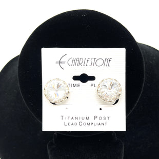 Primary Photo - BRAND:    CLOTHES MENTOR STYLE: EARRINGS SKU: 262-26211-143103SPARKLY!CLIP ON EARRINGS