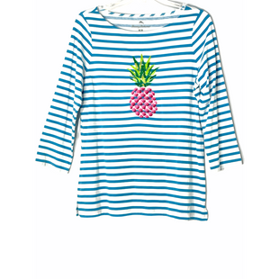 Primary Photo - BRAND: TOMMY BAHAMA STYLE: TOP LONG SLEEVE COLOR: STRIPED SIZE: M SKU: 262-262101-3179