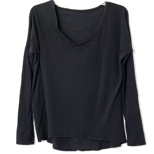 Primary Photo - BRAND: LULULEMON STYLE: ATHLETIC TOP COLOR: BLACK SIZE: M /10OTHER INFO: APPROX. SZ.M SIZE MISSING SKU: 262-26241-46354GENTLEST STRETCHED AS IS NO GUARANTEE OF FIT