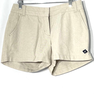 Primary Photo - BRAND: SPERRY STYLE: SHORTS COLOR: KHAKI SIZE: 4 /27SKU: 262-26275-77456100% COTTON