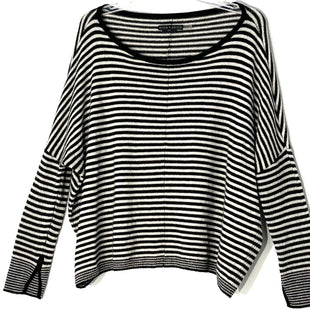 Primary Photo - BRAND: ALICE + OLIVIA STYLE: SWEATER LIGHTWEIGHT COLOR: STRIPED SIZE: S SKU: 262-26211-14389660% WOOLDESIGNER FINAL