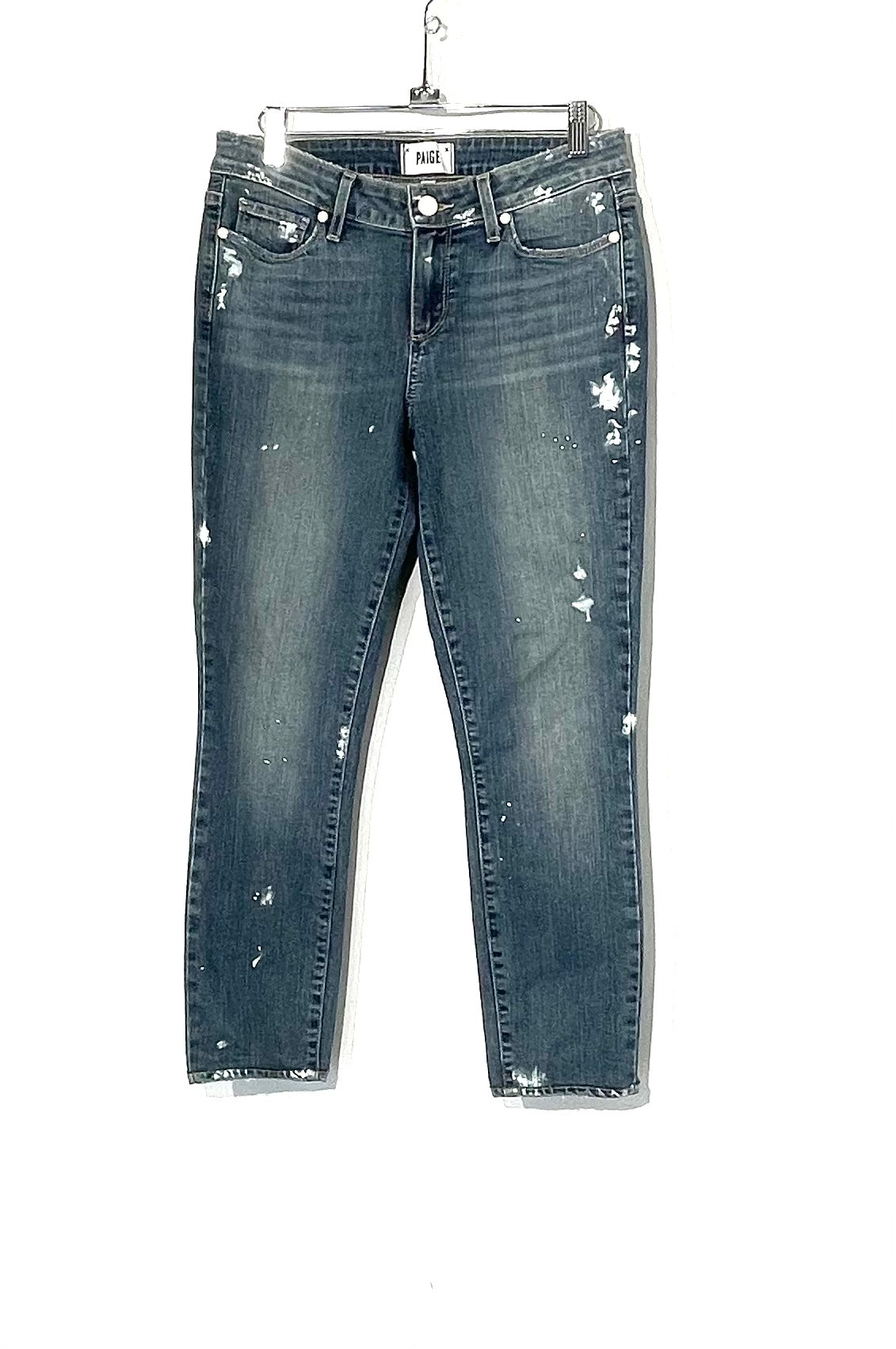 Primary Photo - BRAND: PAIGE <BR>STYLE: JEANS <BR>COLOR: DENIM <BR>SIZE: 4 /27<BR>SKU: 262-26275-73648