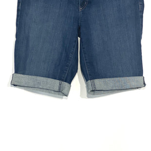 Primary Photo - BRAND: ANN TAYLOR LOFT STYLE: SHORTS COLOR: DENIM SIZE: 8 SKU: 262-26211-139605