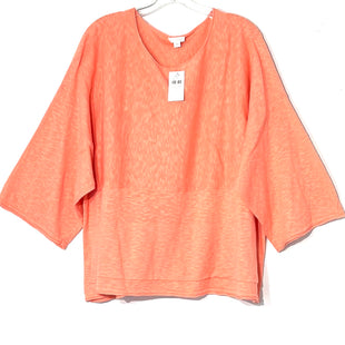 Primary Photo - BRAND: PURE JILL STYLE: TOP LONG SLEEVECOLOR: ORANGE SIZE: L SKU: 262-26275-75971