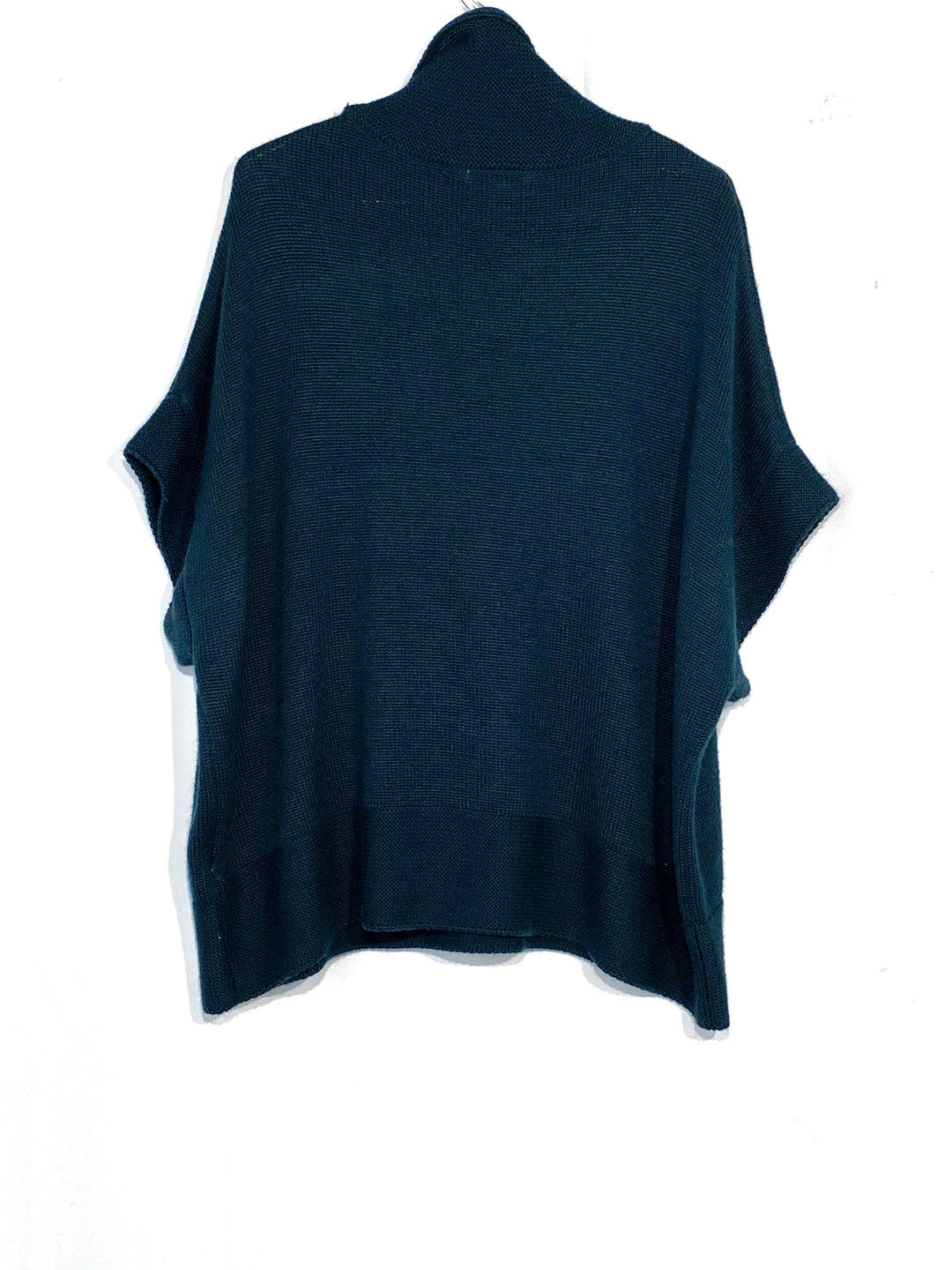 Photo #1 - BRAND: COLDWATER CREEK <BR>STYLE: SWEATER SHORT SLEEVE <BR>COLOR: HUNTER GREEN <BR>SIZE: 1X <BR>SKU: 262-26211-139681