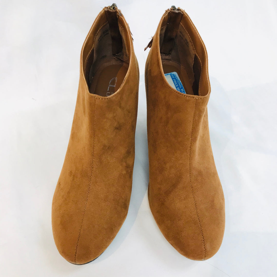 Primary Photo - BRAND: CHINESE LAUNDRY <BR>STYLE: BOOTS ANKLE <BR>COLOR: BROWN <BR>SIZE: 8 <BR>SKU: 262-26211-135387<BR>- AS IS -