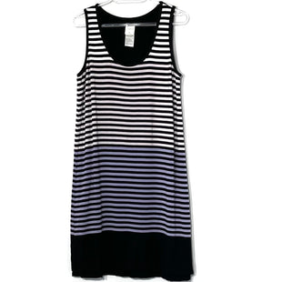 Primary Photo - BRAND: SOMA STYLE: DRESS SHORT SLEEVELESS COLOR: STRIPED SIZE: M SKU: 262-26211-1418585% SPANDEX REVERSIBLE SEE PHOTO