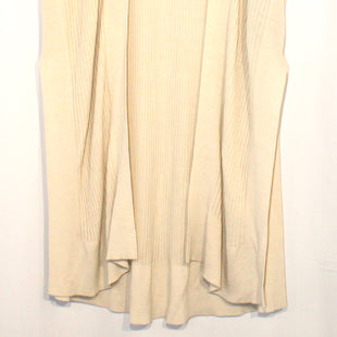 Primary Photo - BRAND: EILEEN FISHER STYLE: SWEATER LIGHTWEIGHT COLOR: BEIGE SIZE: XS SKU: 262-26241-40183100% TENCEL